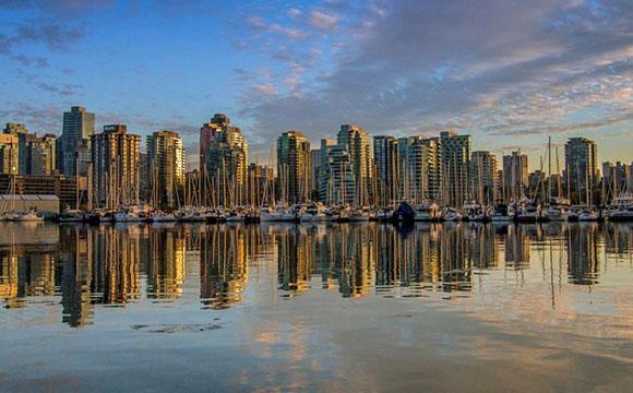 Vancouver, British Columbia, Canada, skyline