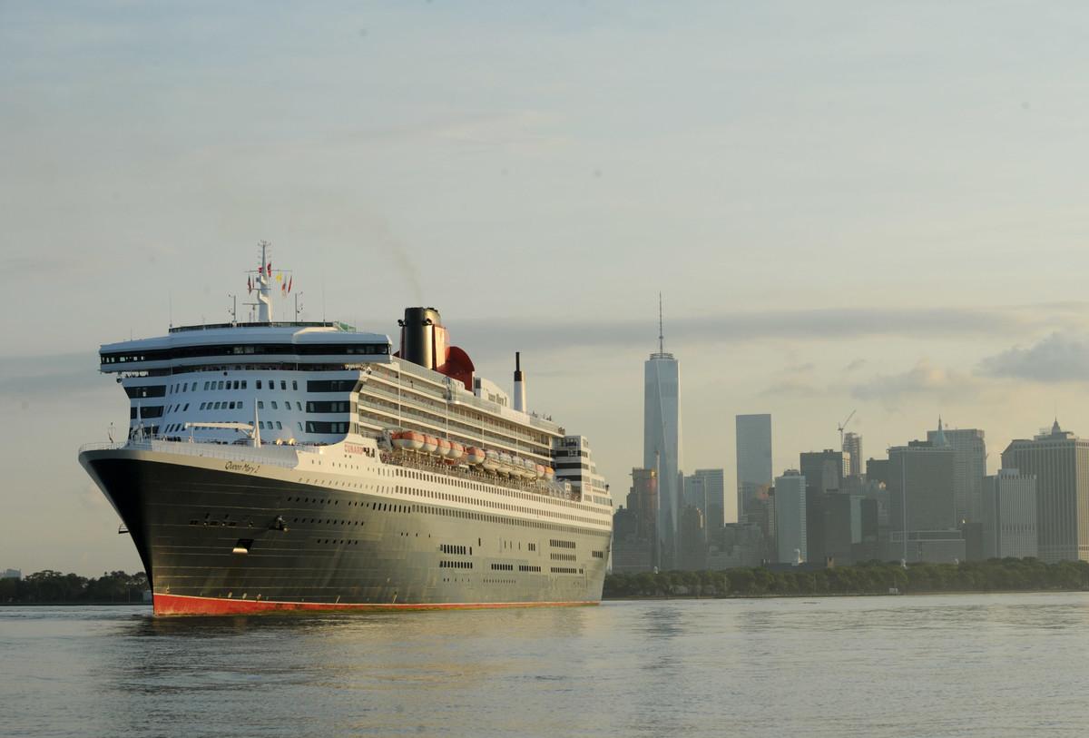 Cunard 175th Anniversary in Halifax